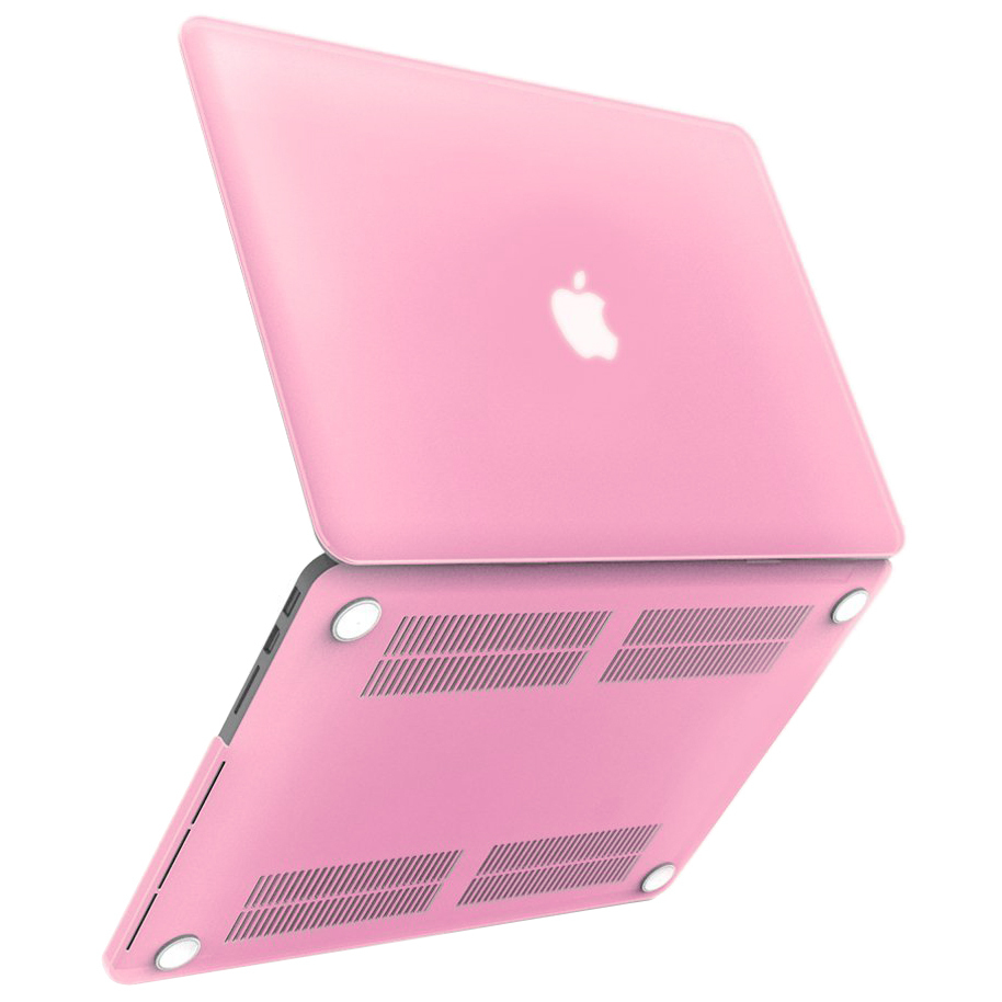 on sale cb2c0 70ac3 Frosted Hard Case for Apple MacBook Pro Retina (13-inch) - Pink