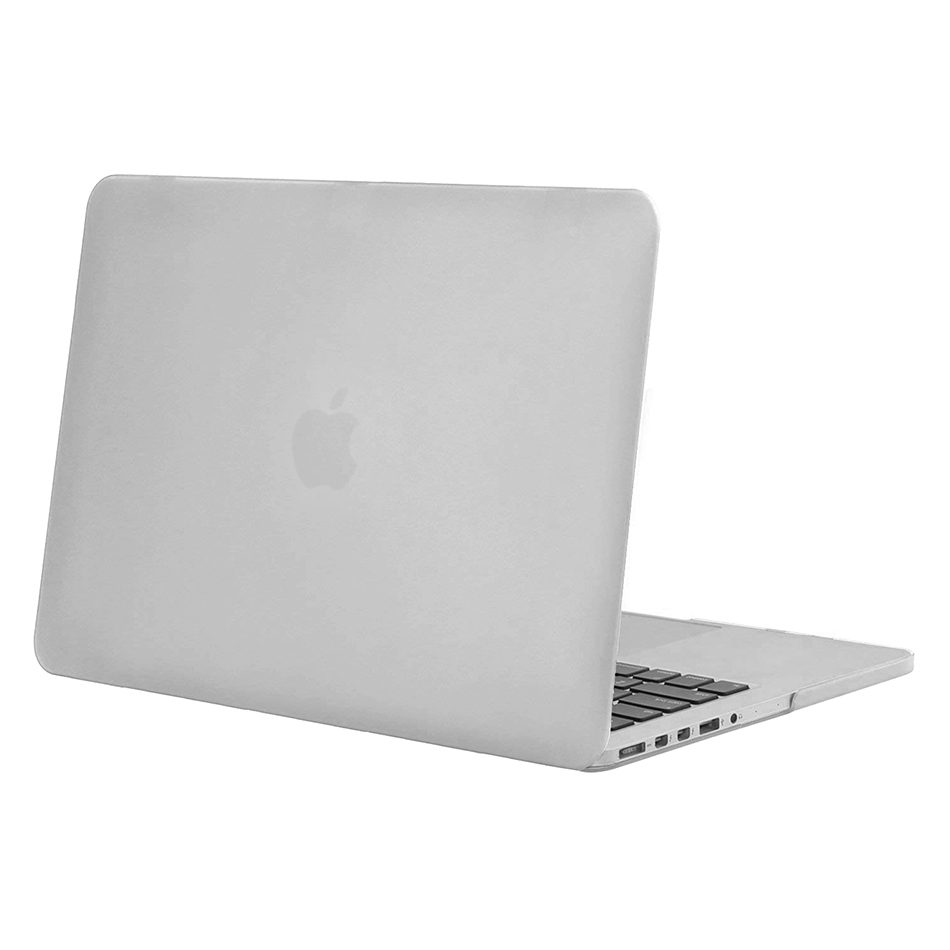 on sale c5a83 89572 Frosted Hard Case for Apple MacBook Pro Retina (15-inch) - White