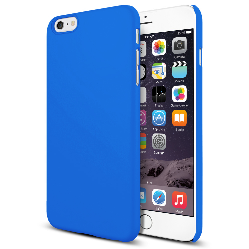 wholesale dealer 7a039 dc38f PolySnap Hard Shell Case for Apple iPhone 6 Plus / 6s Plus - Dark Blue