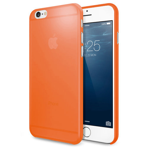 timeless design 0d318 a03d1 Air Skin Razor Thin Case for Apple iPhone 6 Plus / 6s Plus - Orange