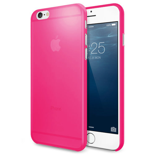 huge discount c98df 111fc Air Skin Razor Thin Case for Apple iPhone 6 Plus / 6s Plus - Pink