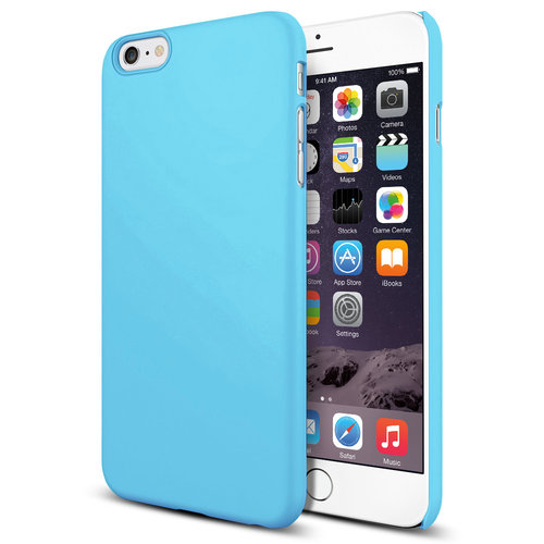 PolySnap Hard Case for Apple iPhone 6s Plus (Light Blue) df6f30189
