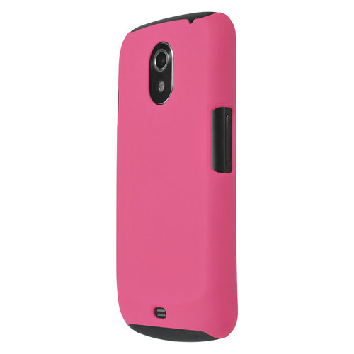 Feather Hard Shell Case for Samsung Galaxy Nexus I9250 - Light Pink