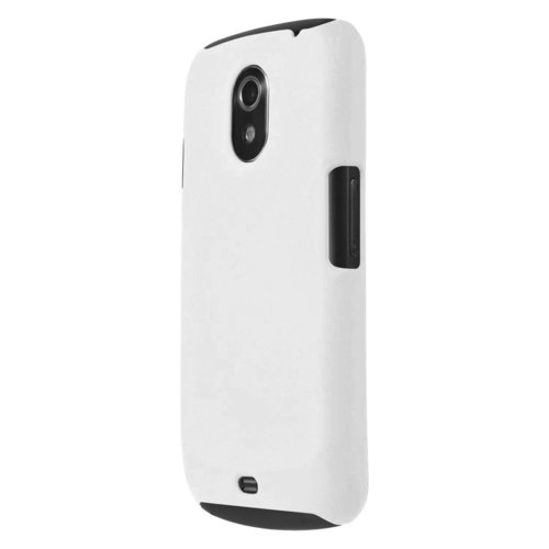 Feather Hard Shell Case for Samsung Galaxy Nexus I9250 - White