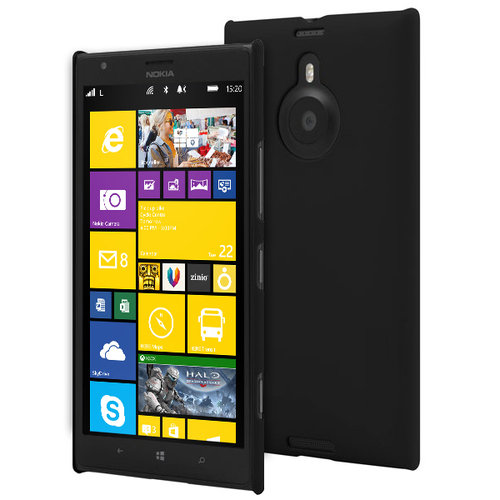 reputable site d5c35 b2d77 Feather Hard Shell Case for Nokia Lumia 1520 - Black