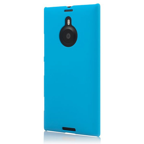 Feather Hard Shell Case for Nokia Lumia 1520 - Light Blue