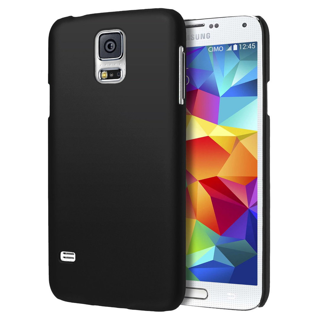 100% authentic 531bf 64005 SnapGuard Hard Shell Case for Samsung Galaxy S5 - Black (Matte)