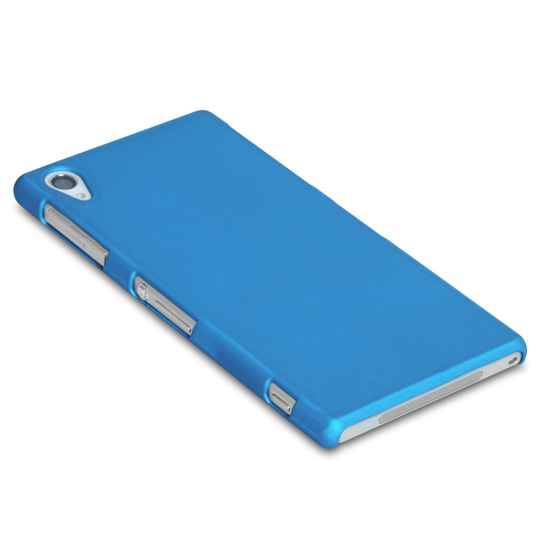 huge selection of 656d5 70219 SnapShield Hard Shell Case for Sony Xperia Z2 - Light Blue (Matte)
