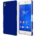 PolySnap Hard Shell Case for Sony Xperia Z3 - Blue (Matte)