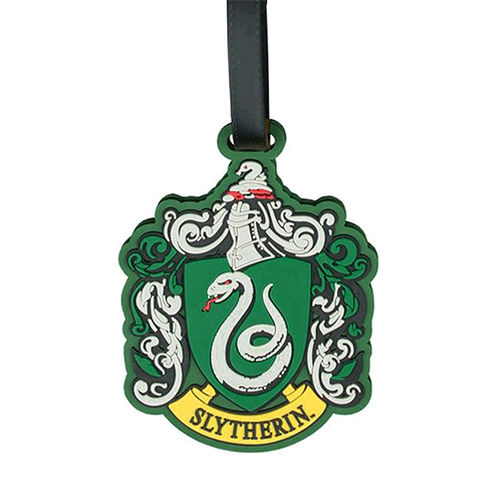 Harry Potter - Slytherin Emblem Travel Luggage Tag