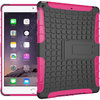 Rugged Tough Shockproof Case for Apple iPad Air (1st Gen) - Pink