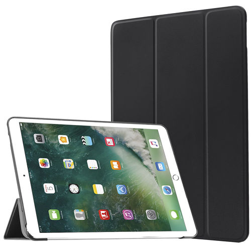 Trifold Sleep/Wake Smart Case for Apple iPad Pro (10.5 Inch) - Black