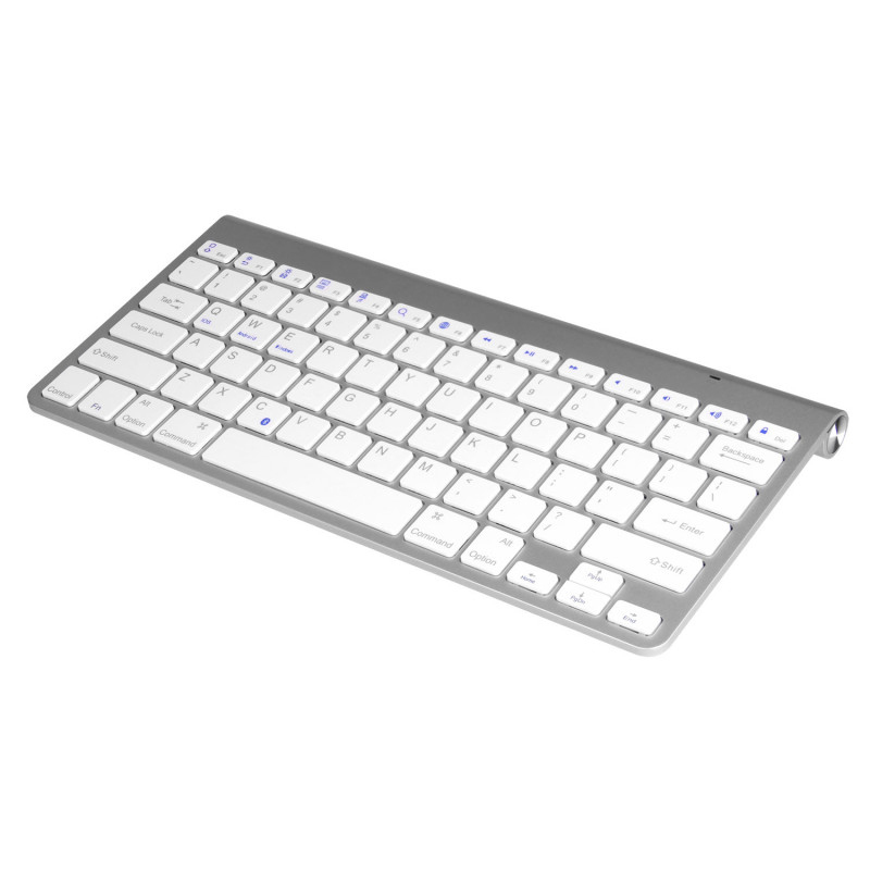 wireless bluetooth keyboard for apple ipad tablet mac pc. Black Bedroom Furniture Sets. Home Design Ideas
