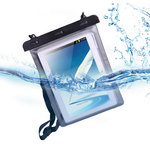 Avantree Belugas Waterproof Tablet Case Bag (IPX8 Rating) for iPad etc