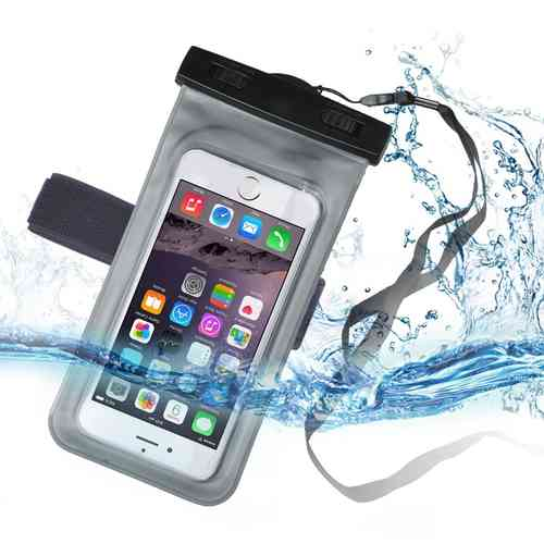 Avantree Walrus IPX8 Waterproof Case Bag for iPhone / Mobile Phone