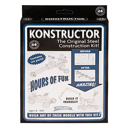 Lagoon Konstructor The Original Steel Model DIY Construction Kit