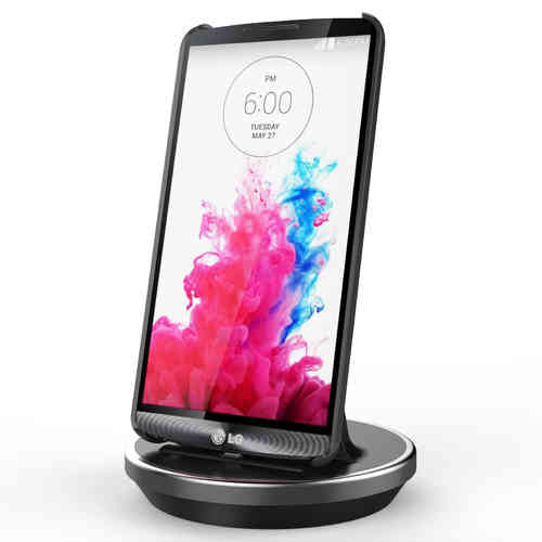 Kidigi 2.4A Omni Case Dock & Cradle Charger for LG G3