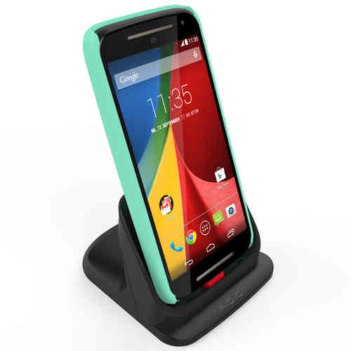 Kidigi Charging Cradle Dock Station for Motorola Moto G (2nd Gen)