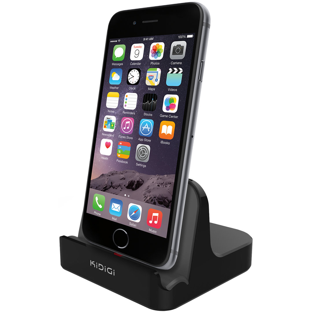Kidigi Fast Charging Desktop Stand Apple Iphone Ipad