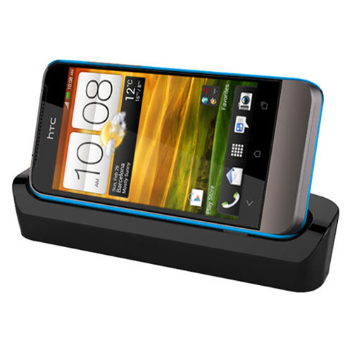 Kidigi Docking Station Charger (Charging Cradle) for HTC One V