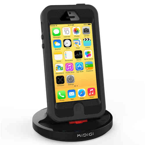 Kidigi 2A Case Ready Charging Stand Dock for Apple iPhone 5c