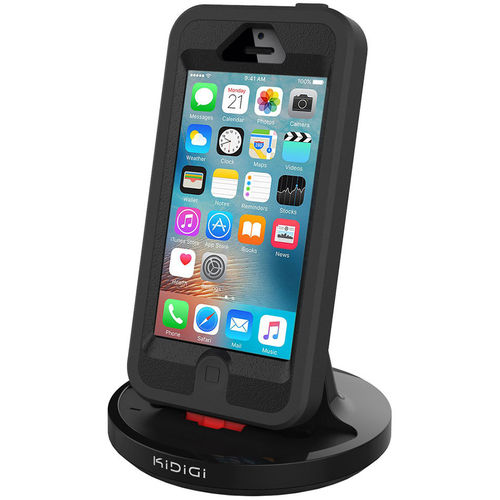 Kidigi 2A Case Ready Charging Stand Dock for Apple iPhone SE / 5s