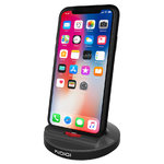 Kidigi 2A Case Ready Desktop Charging Stand Dock for Apple iPhone X