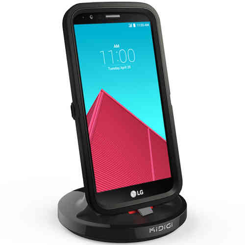 Kidigi 2A Rugged Case Ready Desktop Dock & Charger Cradle for LG G4