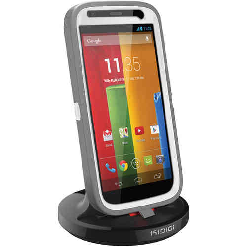 Kidigi 2A Rugged Case Dock Charger Cradle for Motorola Moto G 1st Gen