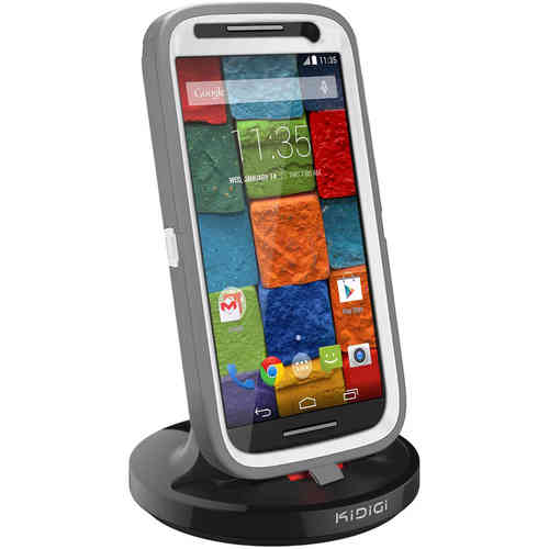 Kidigi Rugged Case Dock Charger for Motorola Moto X (2nd Gen)
