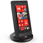 Kidigi 2A Rugged Case Dock / Charger Cradle for Nokia Lumia 920