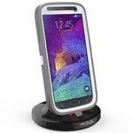 Kidigi 2A Rugged Case Dock & Charger Cradle for Samsung Galaxy Note 4