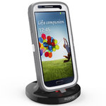 Kidigi 2A Rugged Case Dock & Charger Cradle for Samsung Galaxy S4