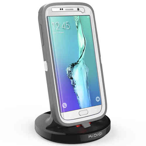 Kidigi 2A Desktop Dock Charging Cradle for Samsung Galaxy S6 Edge Plus