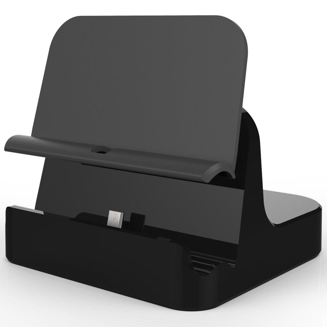 Kidigi 21a Case Ready Dock Charger Blackberry Passport For