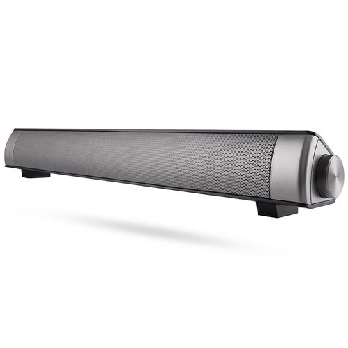 Soundbar LP-S08 10W 2CH Wired / Wireless Bluetooth TV Speaker System