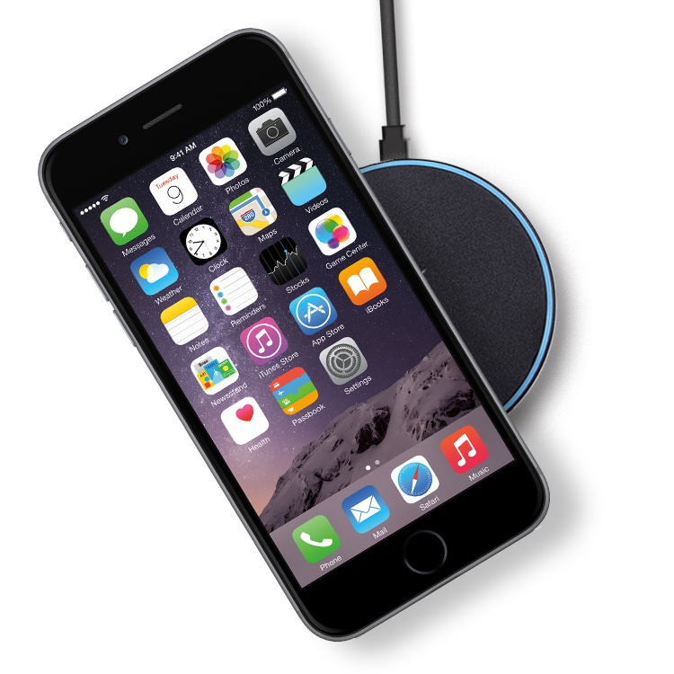 Nillkin Magic Disk Wireless Charger for iPhone 6s / 5s / SE