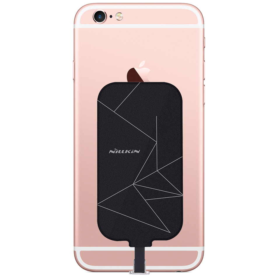 nillkin magic disk wireless charger apple iphone 7. Black Bedroom Furniture Sets. Home Design Ideas
