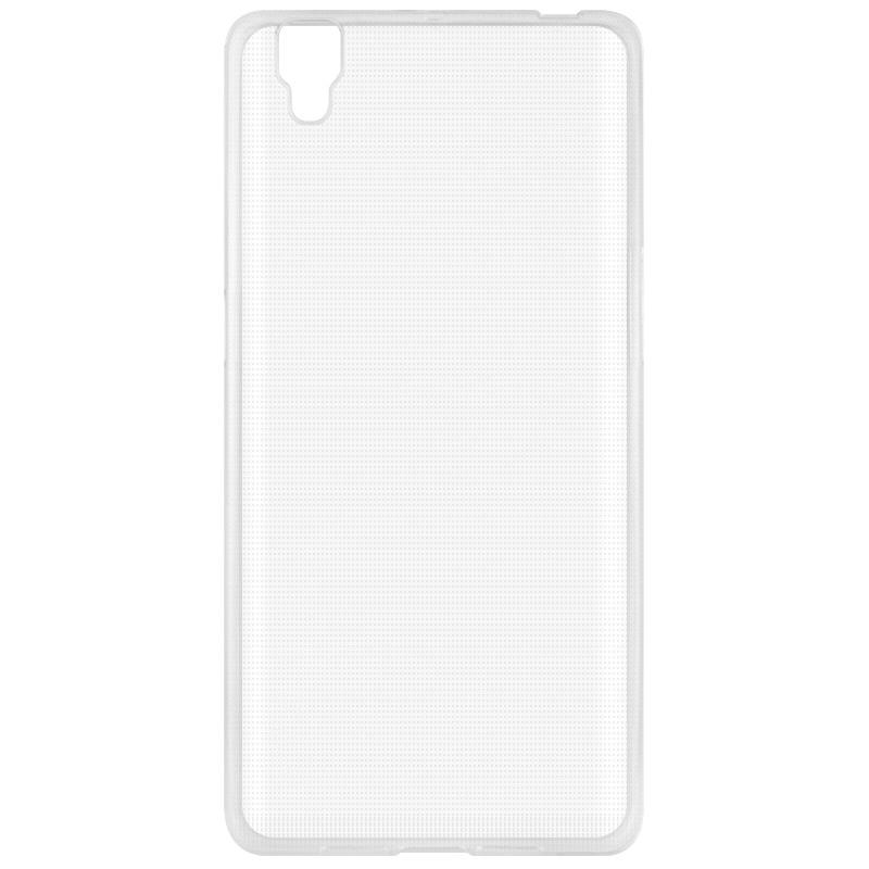 best website c3d6c 552b5 Flexi Gel Crystal Case for Oppo R7s / R7sf (Clear)