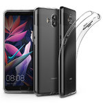 Flexi Slim Clear Gel Case for Huawei Mate 10 (Transparent)