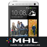 MHL Cable - Micro USB to HDMI TV Adapter for HTC One Mini M4