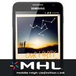MHL Cable / Micro USB to HDMI TV Adapter for Samsung Galaxy Note