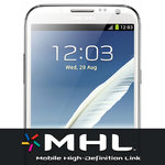 MHL Cable / Micro USB to HDMI TV Adapter for Samsung Galaxy Note 2