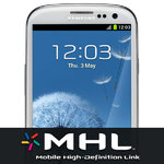 MHL Cable - Micro USB to HDMI TV Adapter for Samsung Galaxy S3