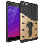 Slim Shield Tough Shockproof Case for Oppo F1s / A59 - Gold