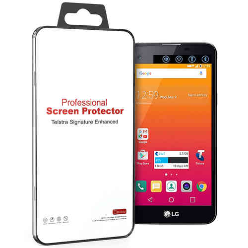 9H Tempered Glass Screen Protector for LG Telstra Signature Enhanced