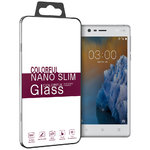 9H Tempered Glass Screen Protector for Nokia 3 - Clear