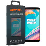 Haweel 9H Tempered Glass Screen Protector for OnePlus 5T - Clear