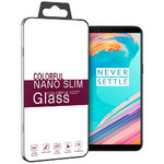 9H Tempered Glass Screen Protector for OnePlus 5T - Clear