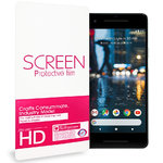 (2-Pack) Full Coverage Fit TPU Screen Protector for Google Pixel 2